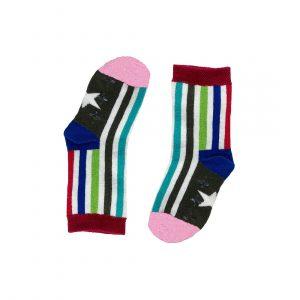 Heroes Frankie kids socks with anti-slip